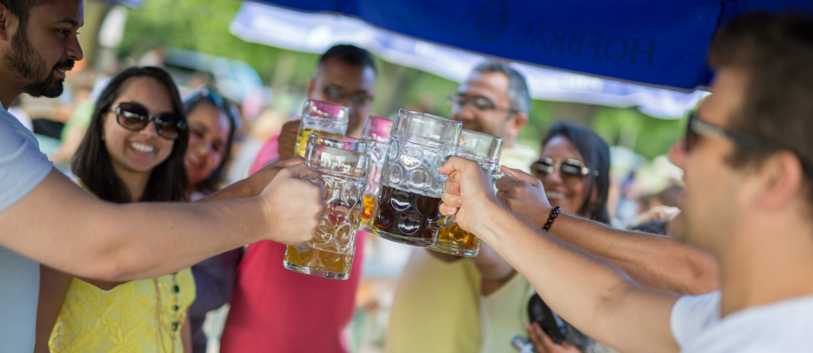 Five Milwaukee Beer Gardens to Enjoy This Summer