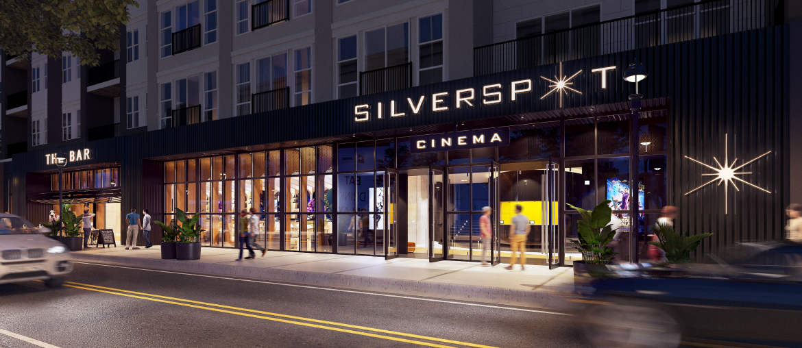 Silverspot Cinema Brings Premium Dine-in Theater Experience to The Corners of Brookfield
