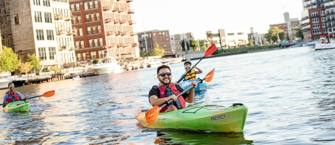 Five Stellar Wisconsin Spots for Canoe and Kayak Newbies