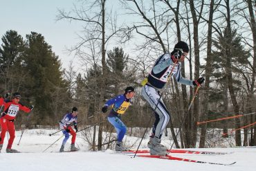 winter sports in Wisconsin