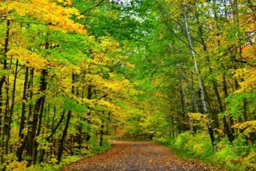 scenic drives and places in Wisconsin