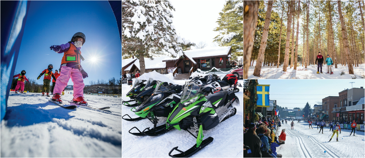 The Best Ways to Welcome Winter (Outdoors) in the Northwoods