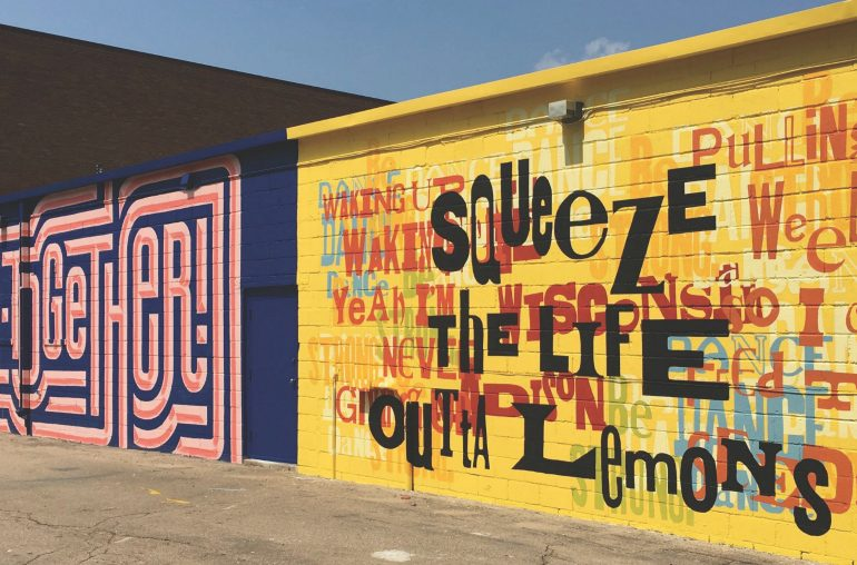 Madison murals