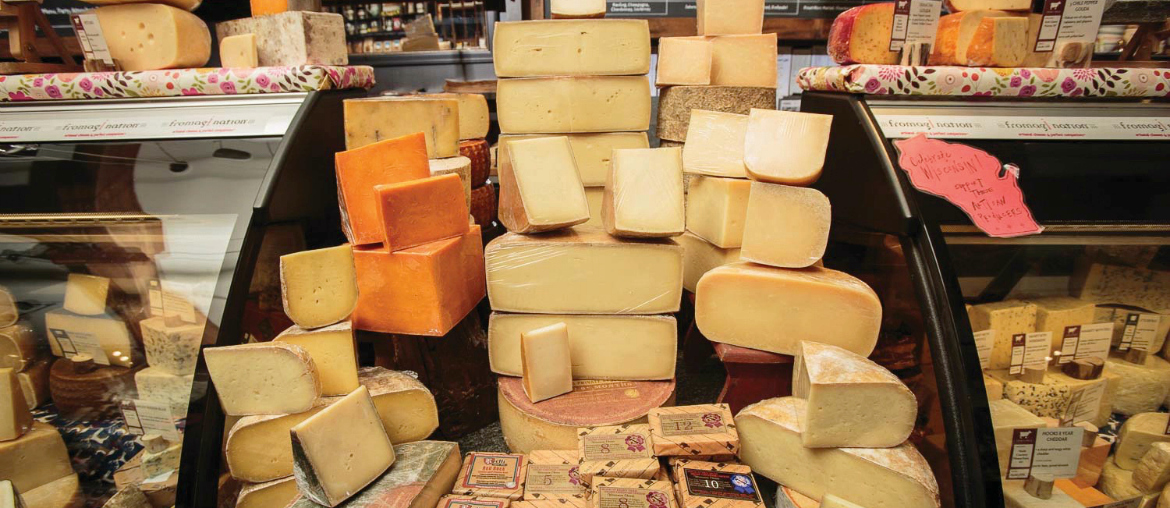 Fromagination cheese shop